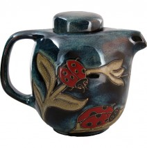 Lady Bug Tea Pot 575 LB
