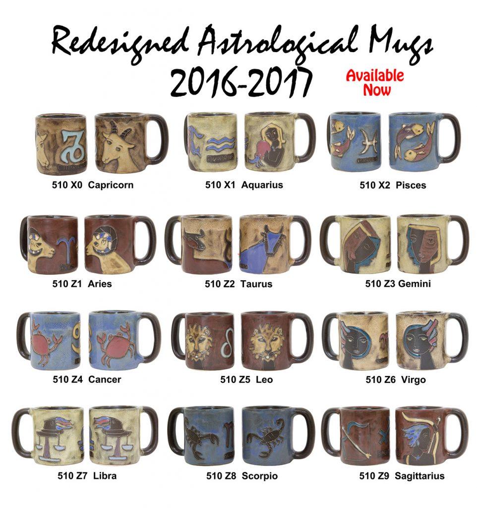 Mara Zodiac Mug