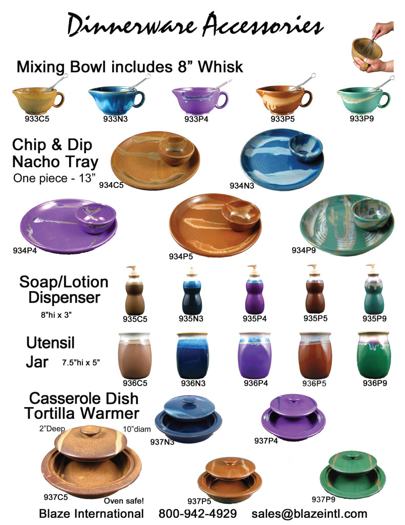 Dinnerware & Accessories (Only) Brochure - Page 4