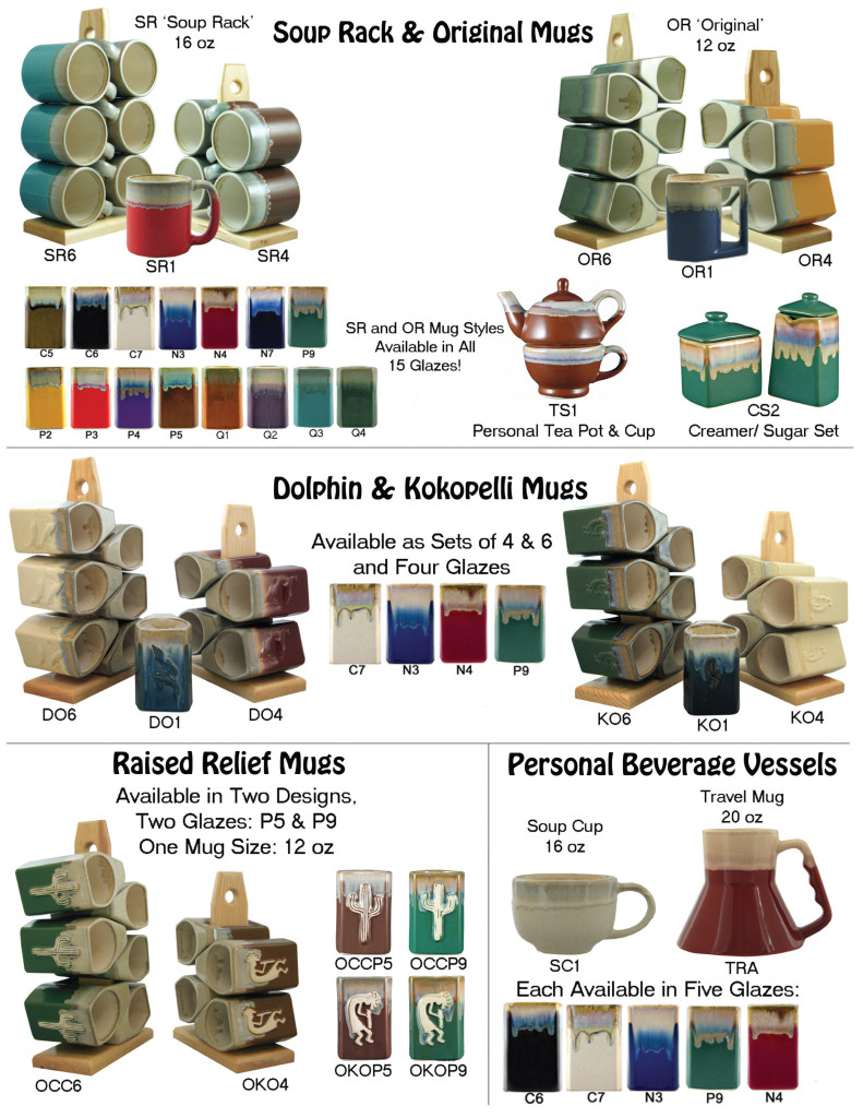 Mug Trees (Only) Brochure - Page 2