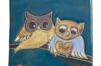 Owl Tile 590C7